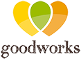 Dieses Bild stellt das Logo eines unserer Partner dar - goodworks